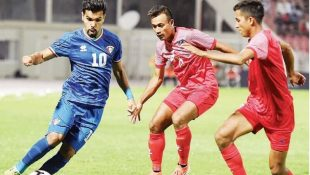 nepal vs kuwait fifa world cup 2022 qualifier