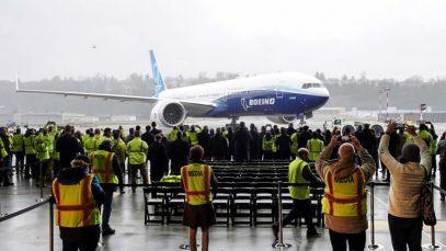 Boeing 777x 1