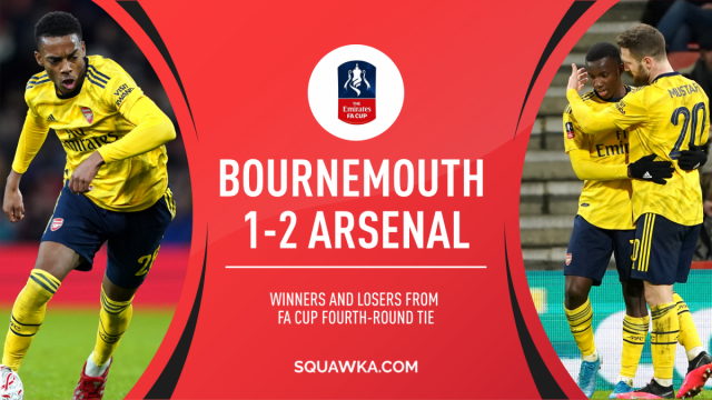 bournemouth arseal