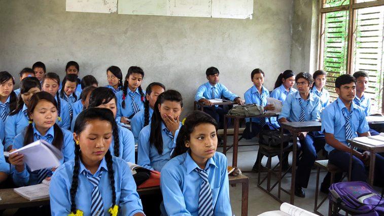 high school nepal