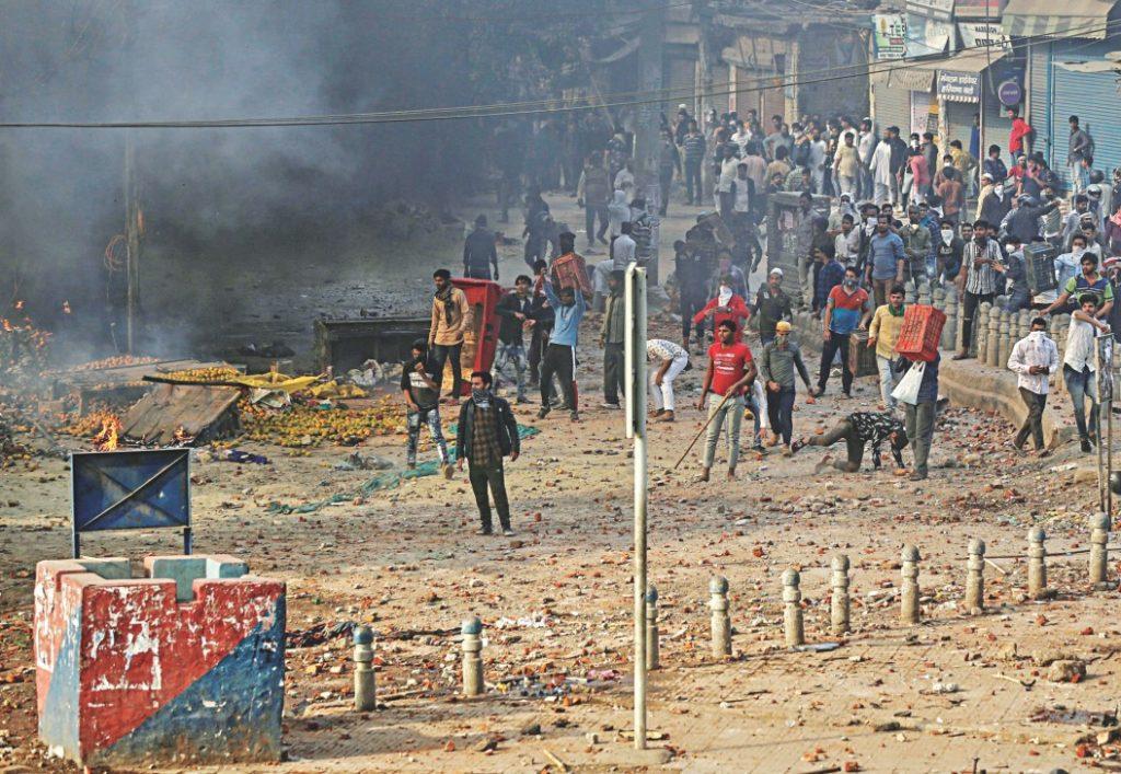 delhi unrest 3