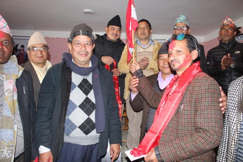 dharmaraj pokhrel congrsh