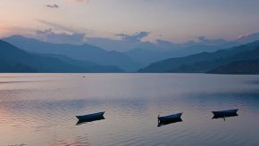 phewa tal lake pokhara