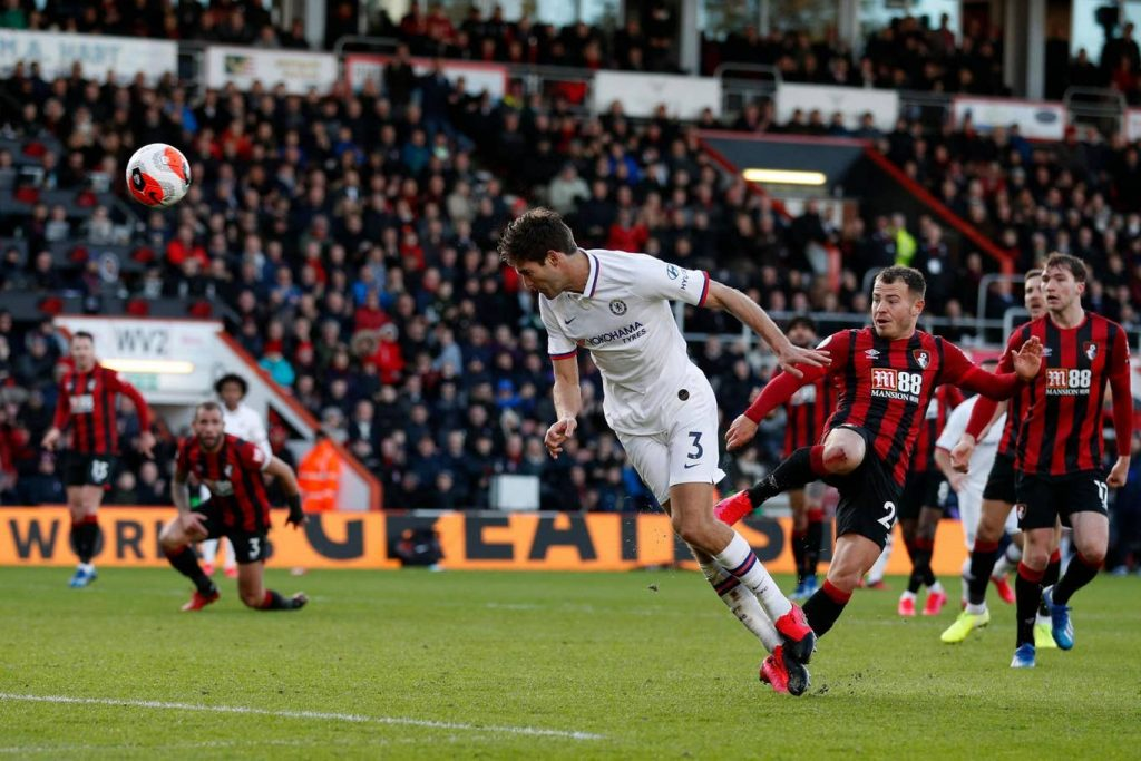 bournemouth chelsea 1