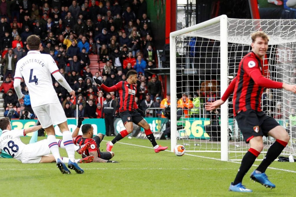 bournemouth chelsea 3